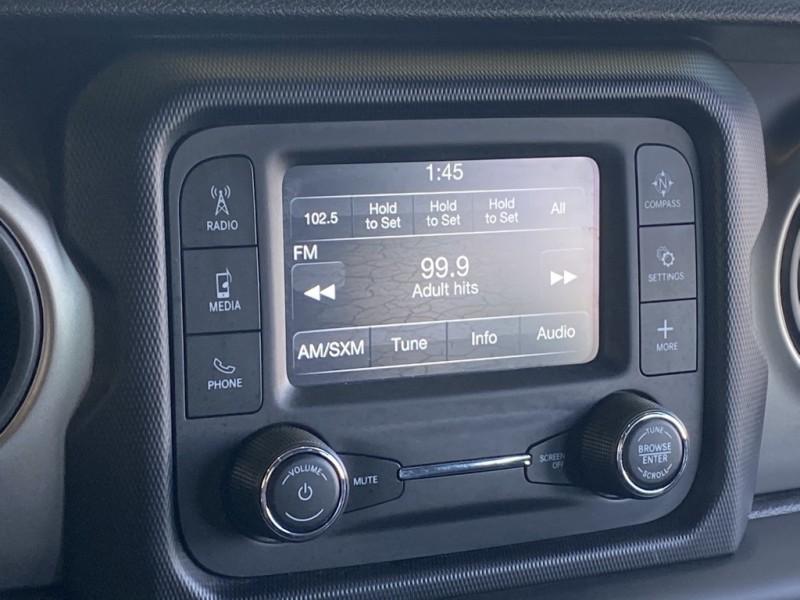 Jeep Wrangler 2018 price $43,998