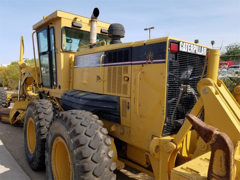 Caterpillar 143H 2004 price $89,777