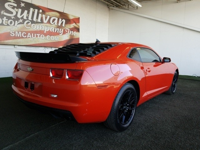 Chevrolet Camaro 2010 price $16,977