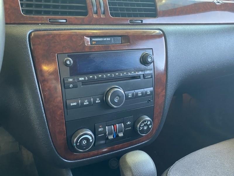 Chevrolet Impala 2009 price $12,977