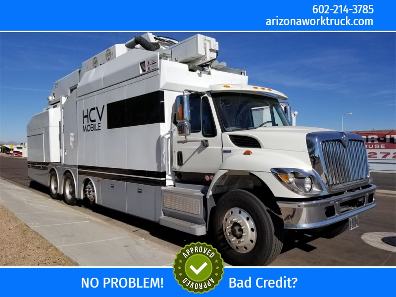 International 7000 2009 price $78,477