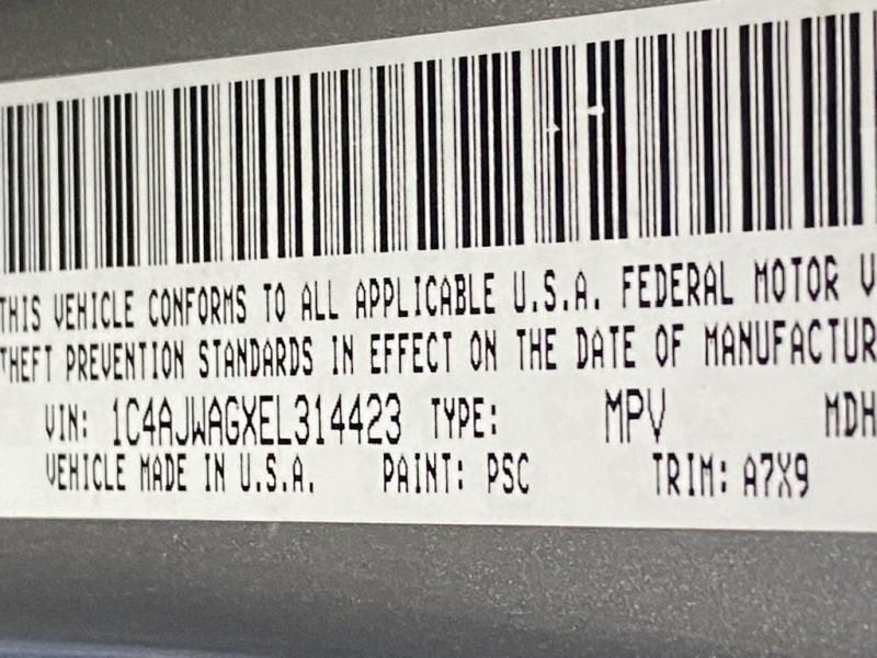 Jeep Wrangler 2014 price $27,777