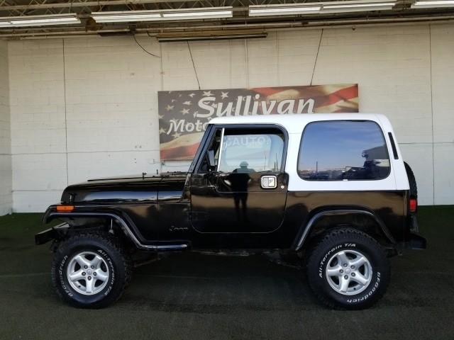 Jeep Wrangler 1994 price $15,977