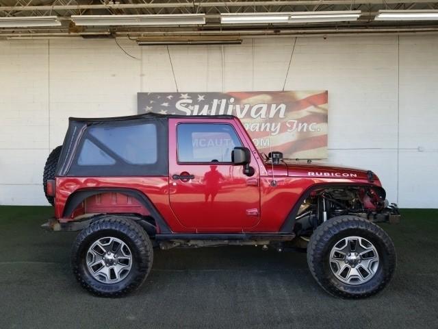 Jeep Wrangler 2012 price $21,977