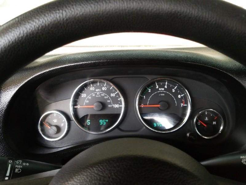 Jeep Wrangler 2013 price $28,977