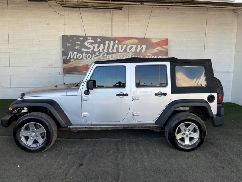 Jeep Wrangler 2012 price $28,977