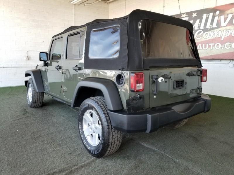 Jeep Wrangler 2015 price $31,999
