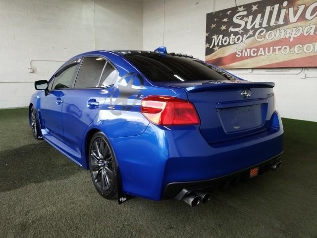 Subaru WRX 2016 price $22,977
