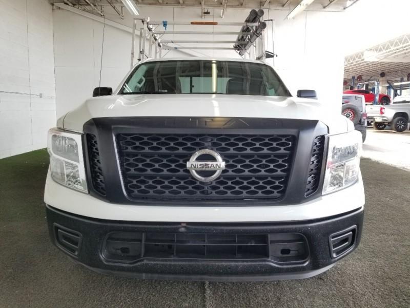 Nissan Titan 2017 price $23,977