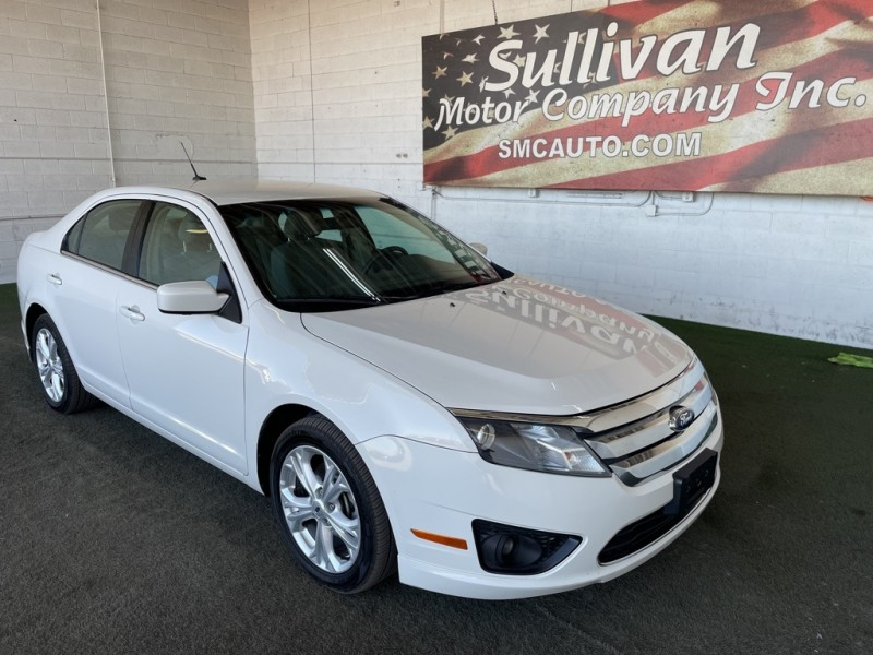 Ford Fusion 2012 price $15,977