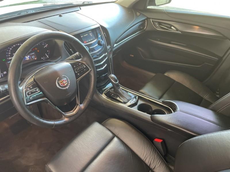 Cadillac ATS 2013 price $17,777