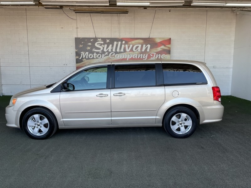 Dodge Grand Caravan 2013 price $18,777