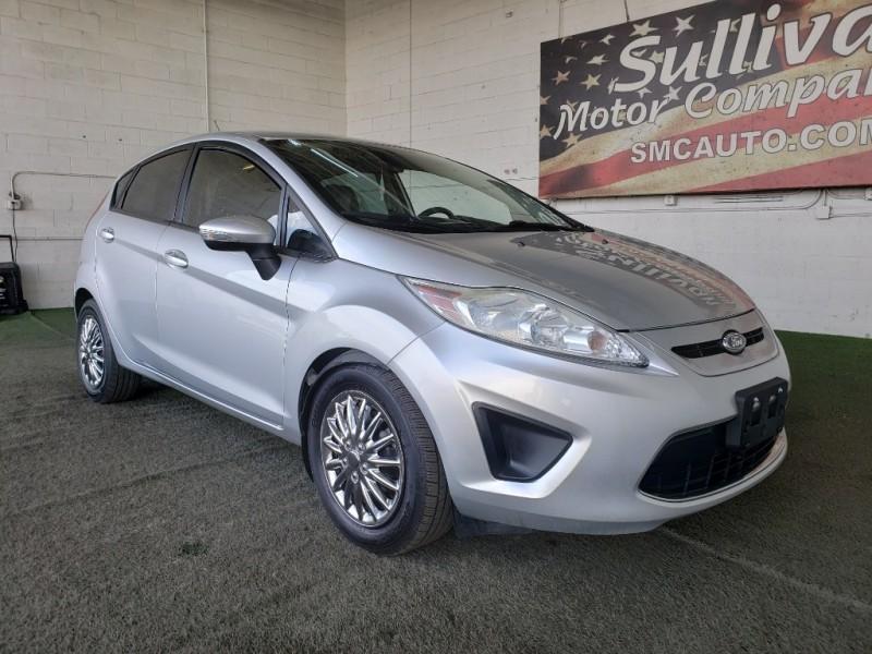 Ford Fiesta 2013 price $9,777