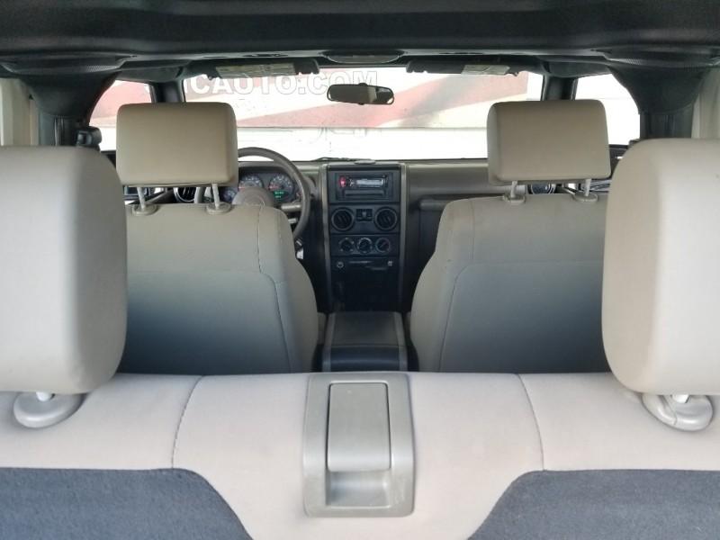 Jeep Wrangler 2008 price $18,899