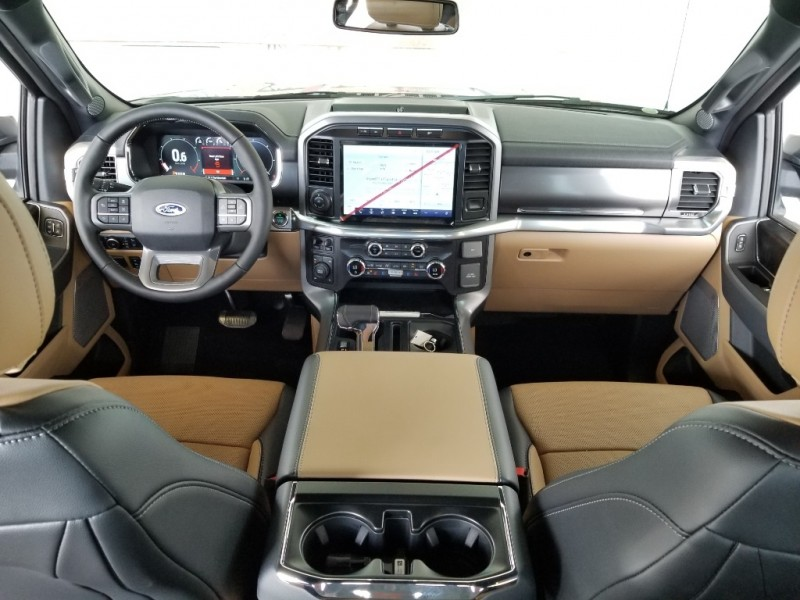 Ford F-150 2021 price $69,777