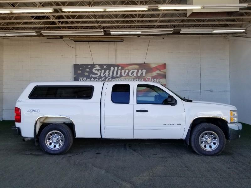 Chevrolet Silverado 1500 2012 price $22,977