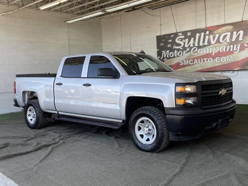 Chevrolet Silverado 1500 2015 price $29,884