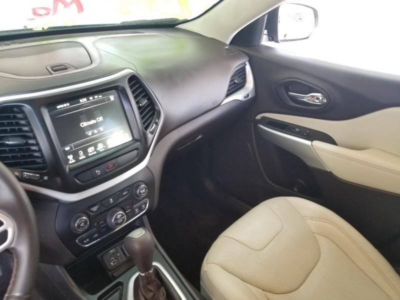 Jeep Cherokee 2018 price $30,977