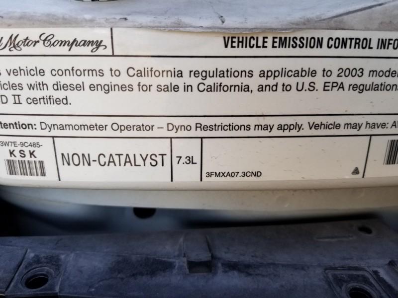 Ford E-450SD 2003 price $20,927