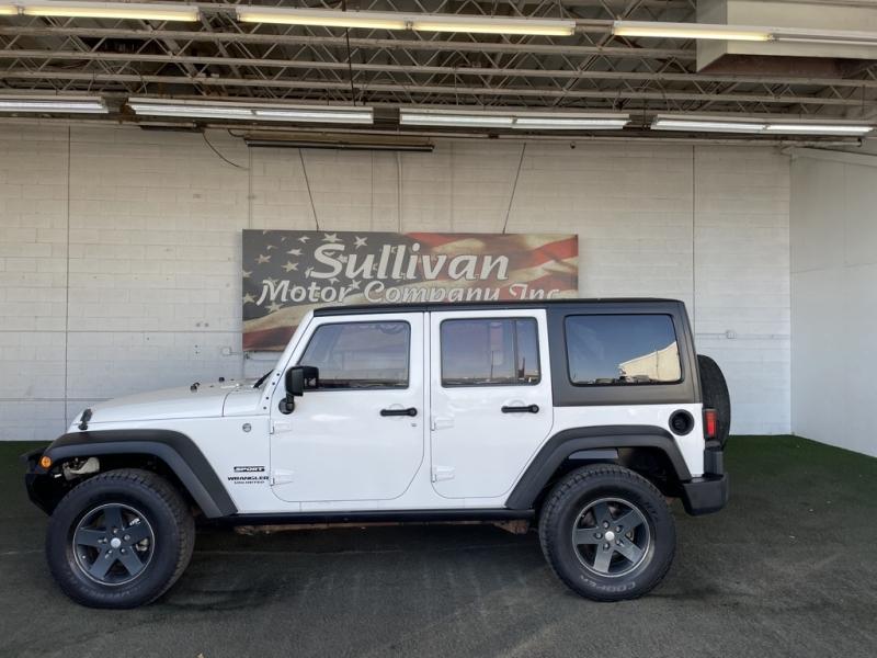 Jeep Wrangler 2010 price $23,994