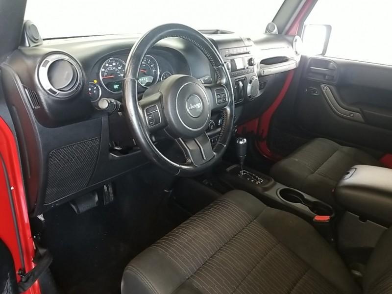 Jeep Wrangler 2012 price $23,994