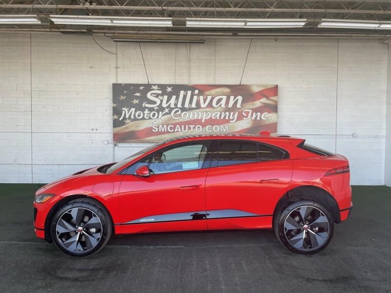 Jaguar I-PACE 2019 price $56,977