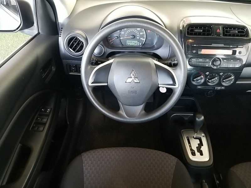 Mitsubishi Mirage 2017 price $11,977
