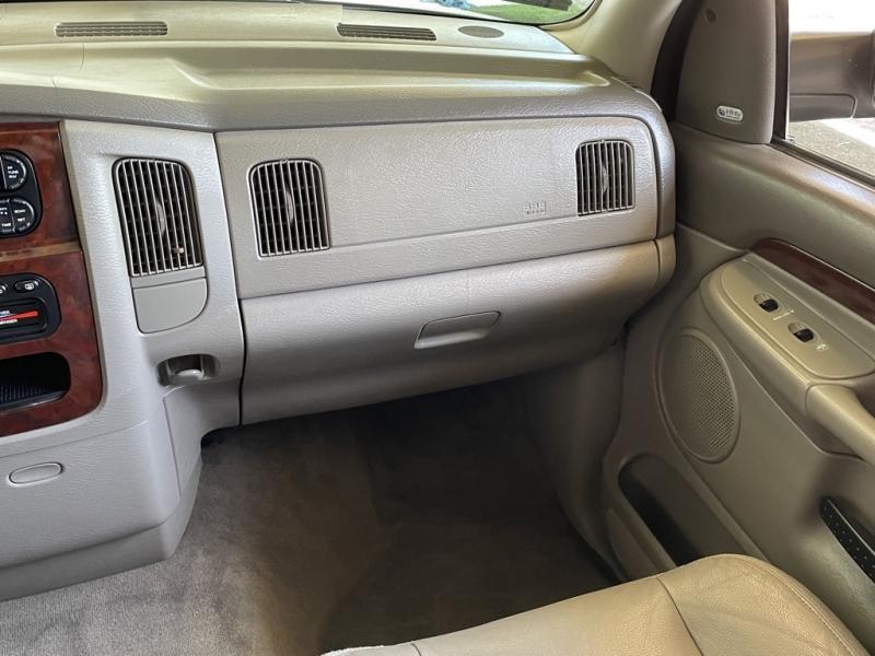 Dodge Ram 2500 2003 price $19,777