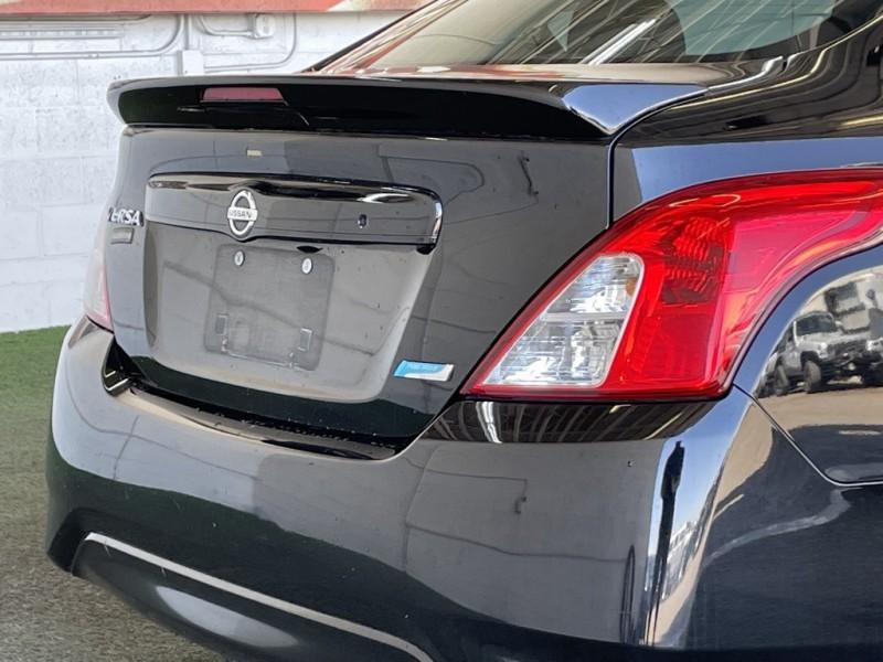 Nissan Versa 2016 price $10,598