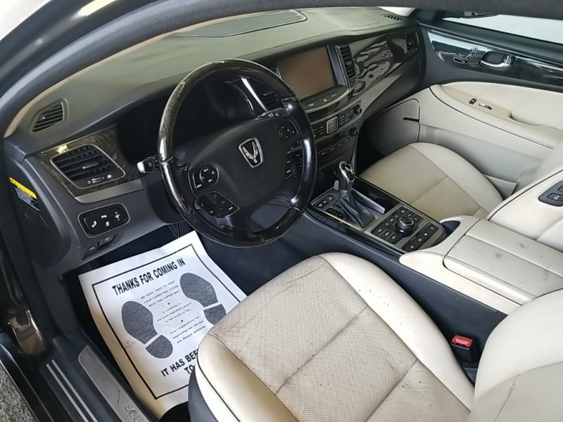 Hyundai Equus 2014 price $15,398