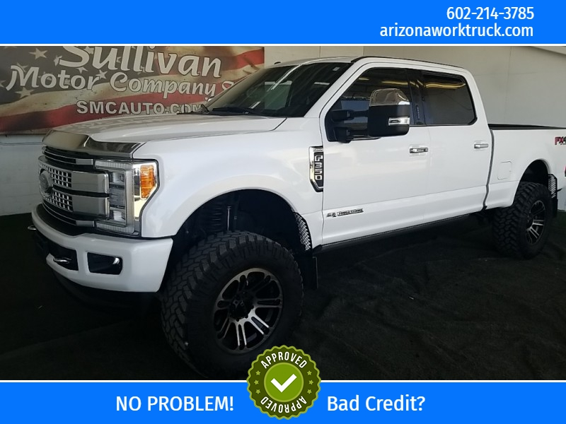 Ford F-350SD 2017 price $84,977