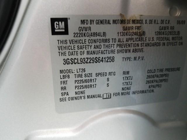 Saturn VUE 2009 price $10,977