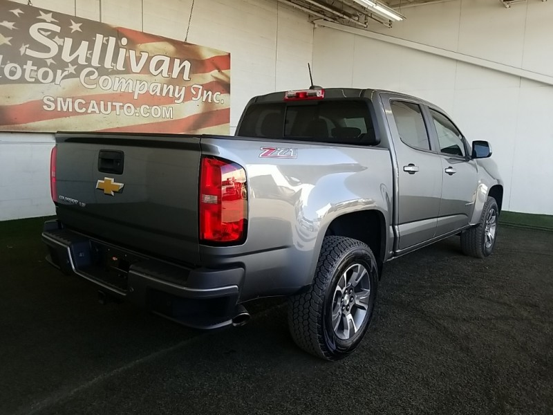 Chevrolet Colorado 2019 price $38,977
