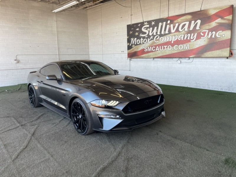 Ford Mustang 2018 price $47,998
