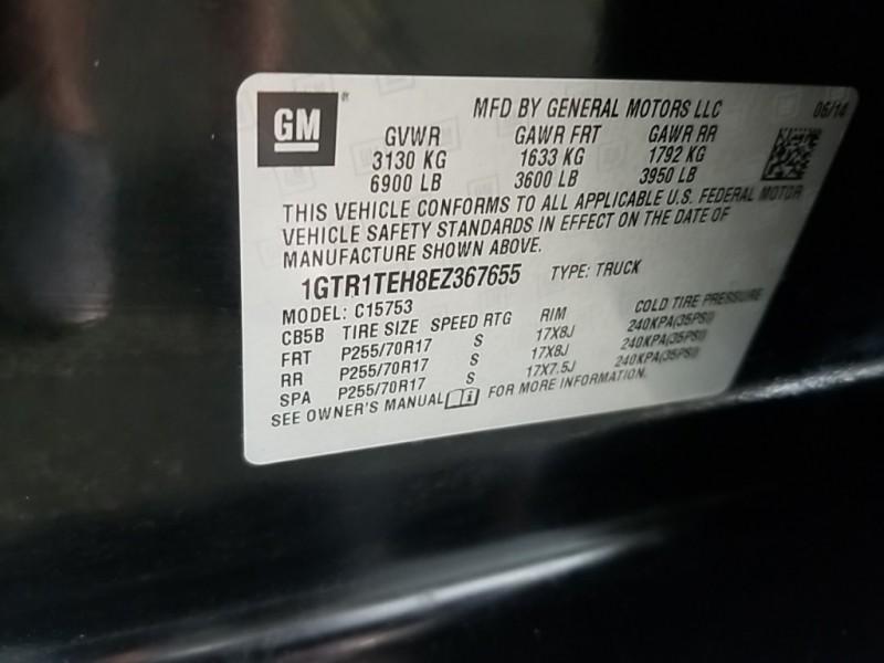 GMC Sierra 1500 2014 price $22,577