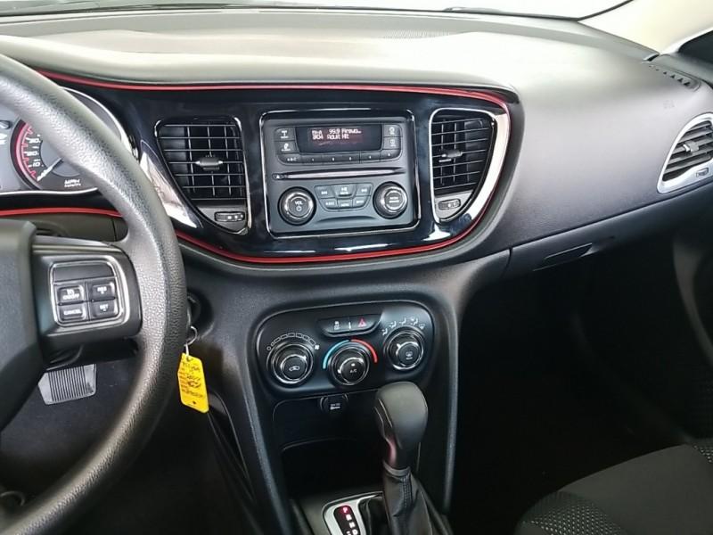 Dodge Dart 2015 price $14,877