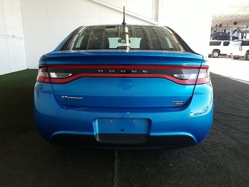 Dodge Dart 2015 price $15,377