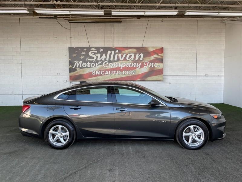 Chevrolet Malibu 2017 price $18,677