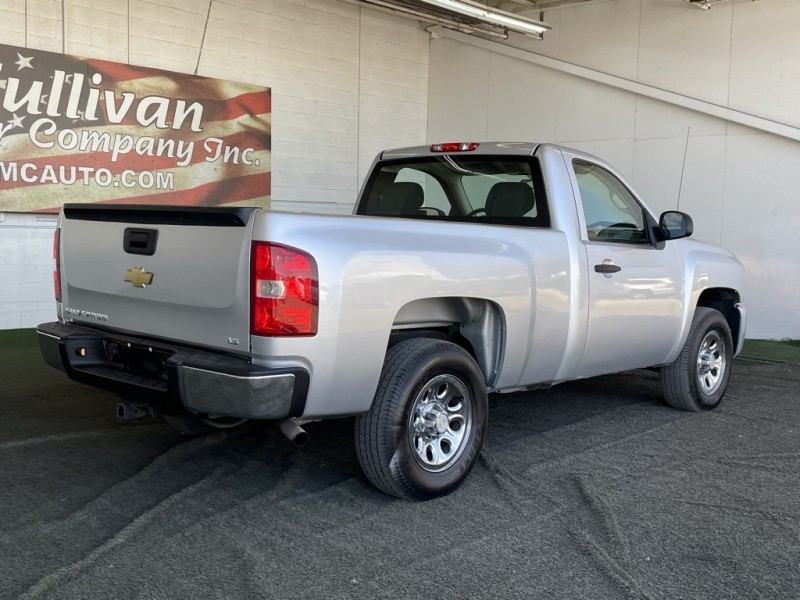 Chevrolet Silverado 1500 2011 price $15,577