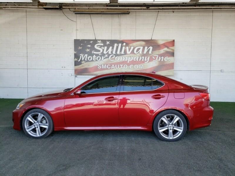 Lexus IS 2012 price $17,877