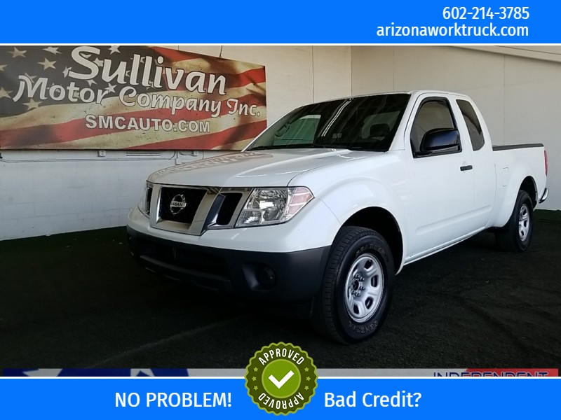 Nissan Frontier 2016 price $18,777