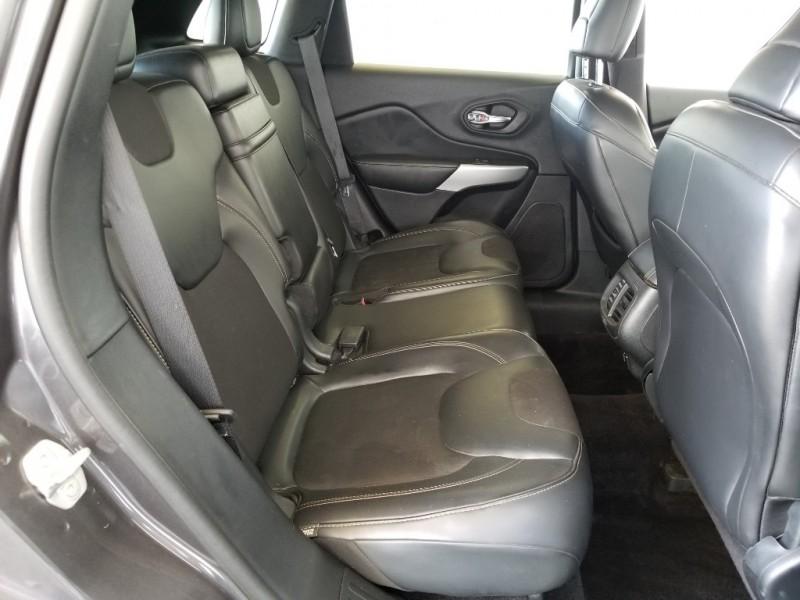 Jeep Cherokee 2018 price $24,977