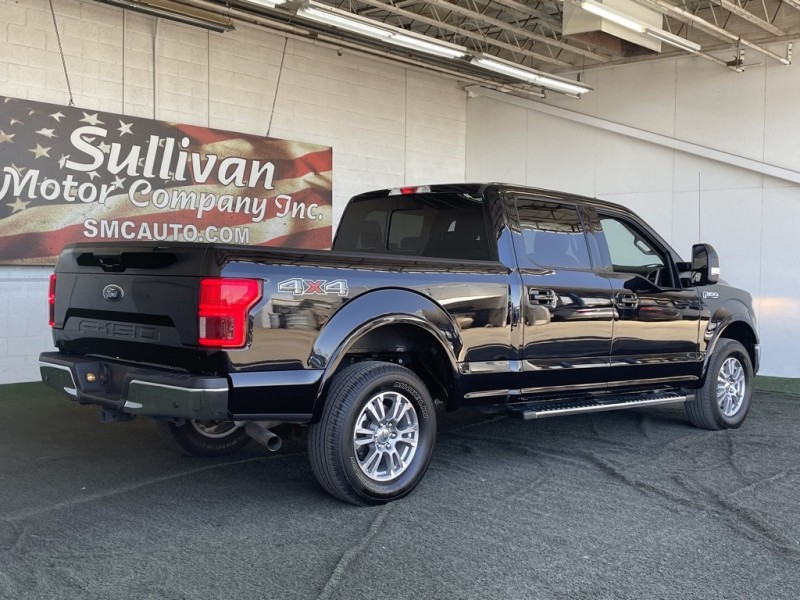 Ford F-150 2020 price $57,977