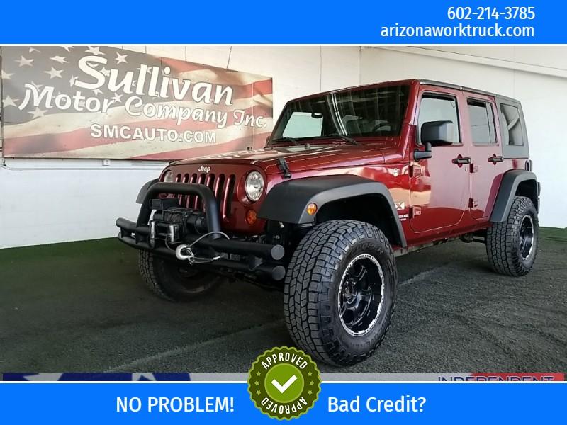 Jeep Wrangler 2007 price $21,977