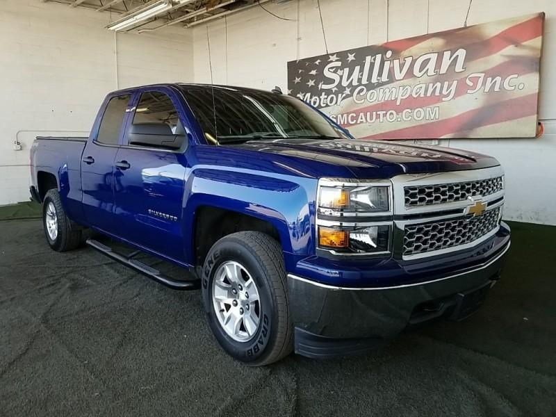 Chevrolet Silverado 1500 2014 price $33,877
