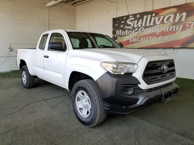 Toyota Tacoma 2017 price $27,577