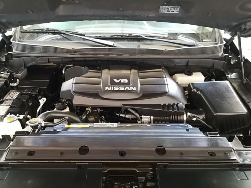 Nissan Titan 2019 price $49,977