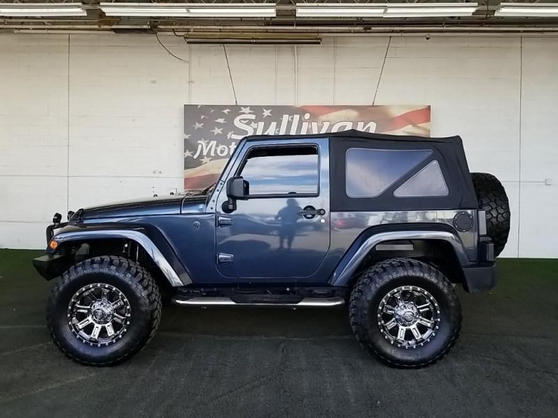 Jeep Wrangler 2007 price $20,577