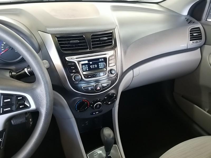 Hyundai Accent 2016 price $12,986