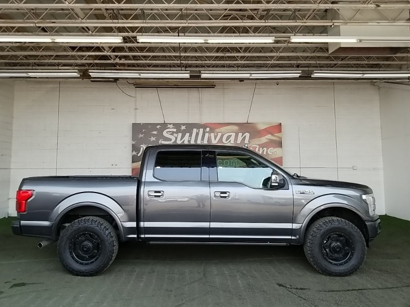 Ford F-150 2018 price $44,977